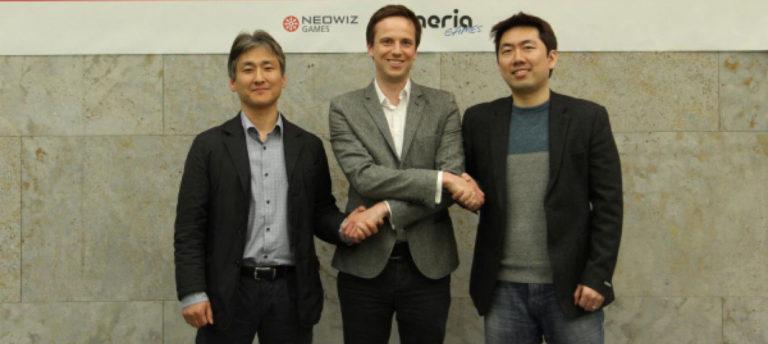 Aeria Games станет издавать bless в европе и америке