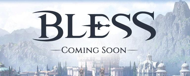 дата выхода bless online назначена на 2017 год