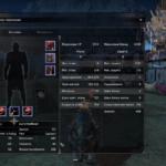 Bless Online: Характеристики (статы) персонажа
