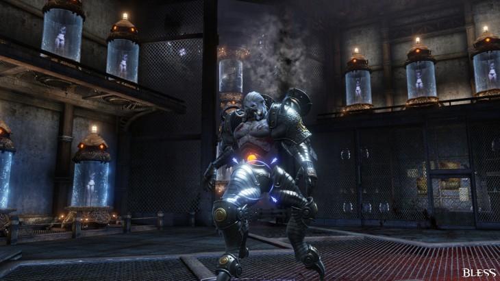 мистик в новых подземельях bless