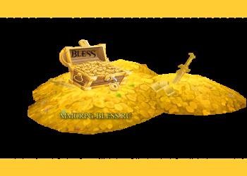 как заработать золото все способы заработка золота bless