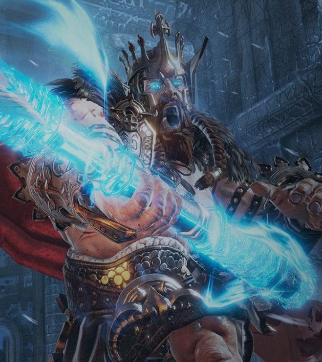 пятый Босс - Царь воинов Бербер (будущие обновления)