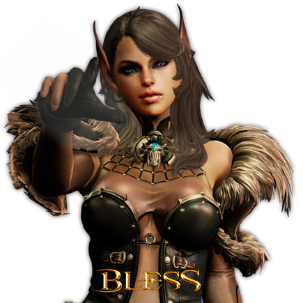 bless online icon