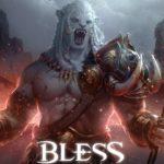 Эмоции персонажей в Bless