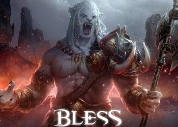 эмоции персонажей bless online