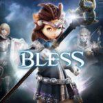 Bless начинает своё развитие в Японии. Первое ЗБТ начнется уже 28 апреля