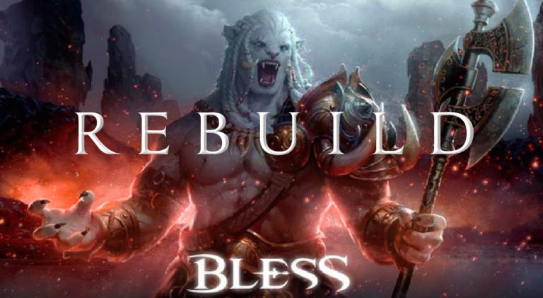 bless rebuild изменения 2018