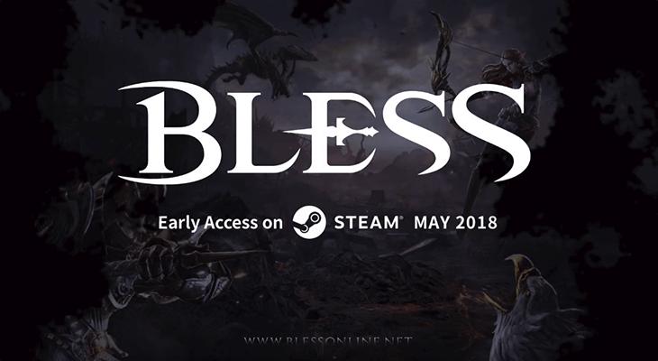 bless online steam rebuild ранний доступ май 2018