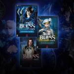 Прошел запуск раннего доступа Bless Steam для обладателей «Наборов основателя»