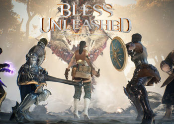 Bless Unleashed выйдет в steam бесплатно
