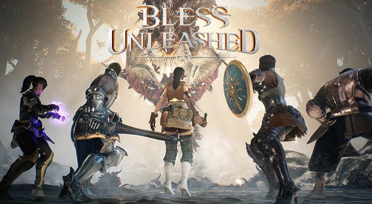 Bless Unleashed выйдет в steam бесплатно